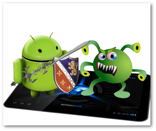 Immagine generica sugli antivirus per Android