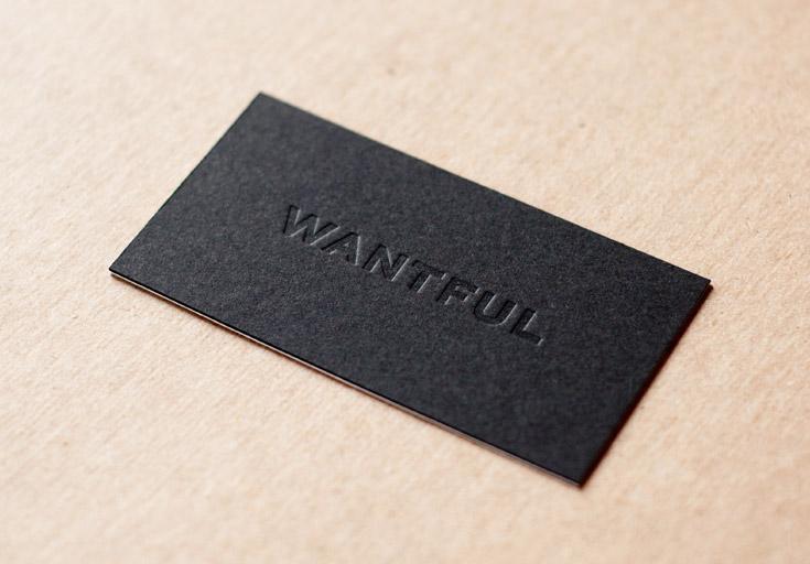 Immagine del biglietto da visita con logo impresso n. 8