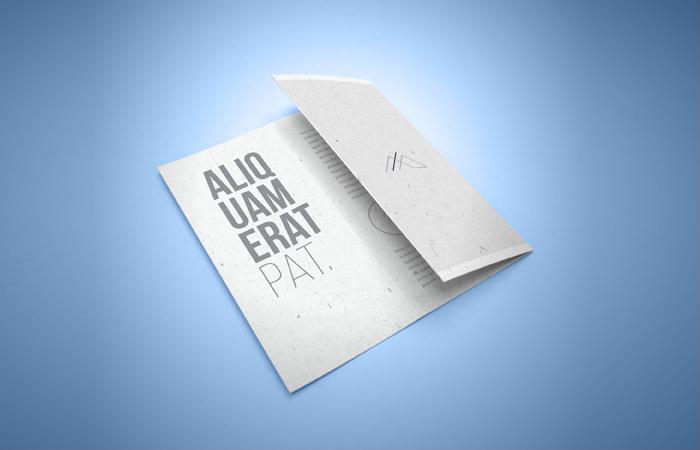 Modello di brochure in PSD da scaricare gratis n.3