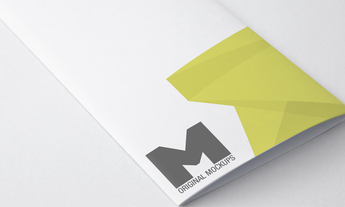 Modello di brochure in PSD da scaricare gratis n.12