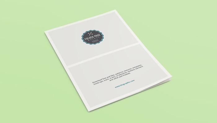 Modello di brochure in PSD da scaricare gratis n.16