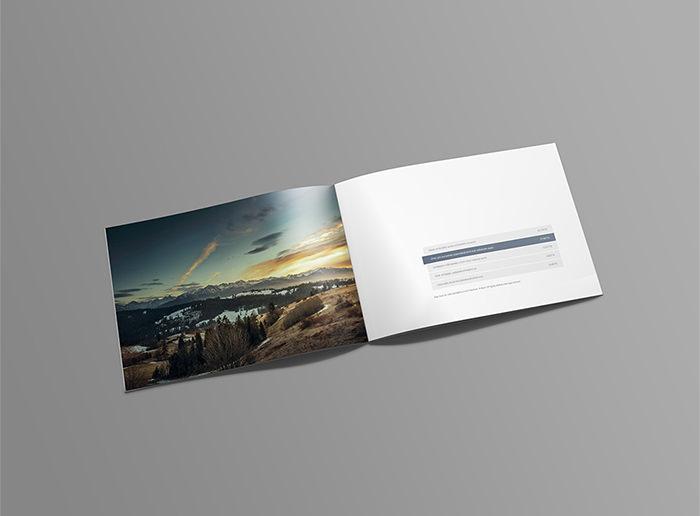 Modello di brochure in PSD da scaricare gratis n.19