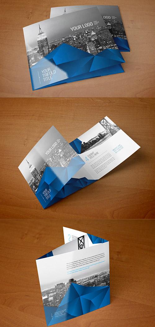 Esempio di brochure quadrata n.26