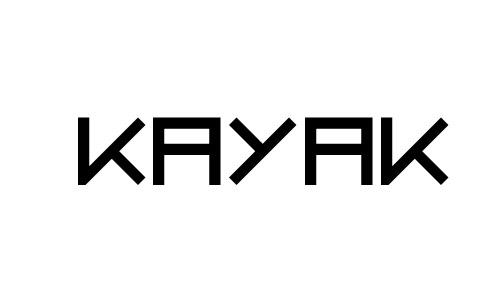Anteprima del font Kayak