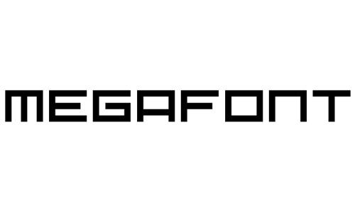 Anteprima del font Megafont