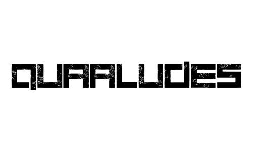 Anteprima del font Quaaludes