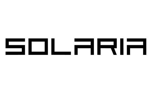 Anteprima del font Solaria