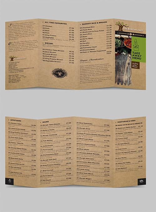 Preferenza Grafica dei Menù per Ristoranti: 30 Esempi per Idee e Ispirazione  DX66
