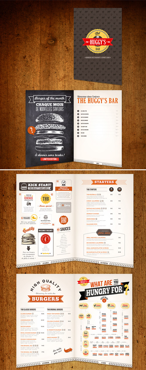 Esempio di menù per ristoranti n.23