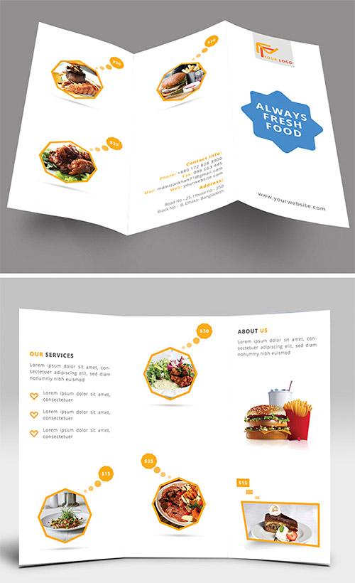 Esempio di menù per ristoranti n.30