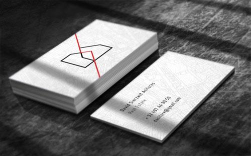 Immagine del biglietto da visita per agenti immobiliari n.8