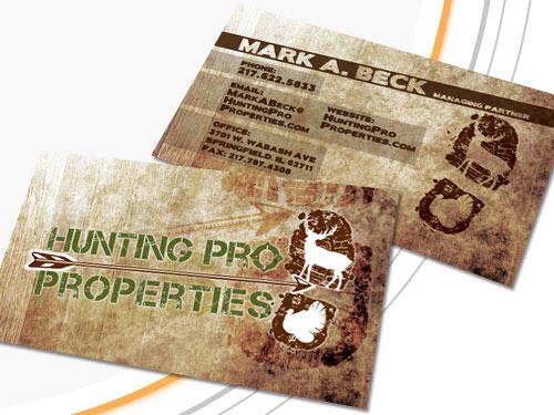 Immagine del biglietto da visita per agenti immobiliari n.13