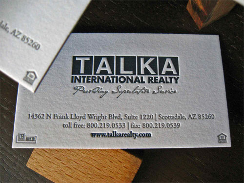 Immagine del biglietto da visita per agenti immobiliari n.27