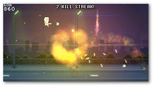 Immagine del gioco Lastronaut