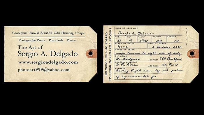 Immagine del biglietto da visita originale n.24
