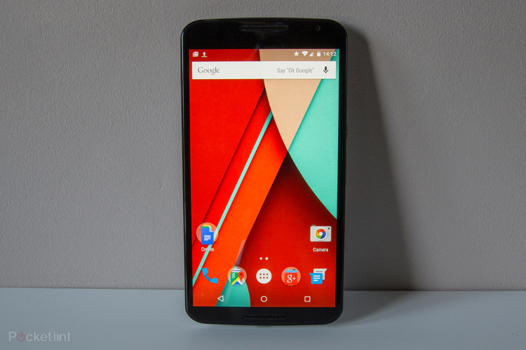 Immagine dello smartphone Google Nexus 6