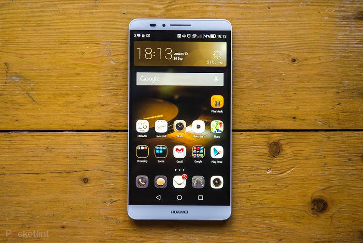 Immagine dello smartphone Huawei Ascend Mate 7
