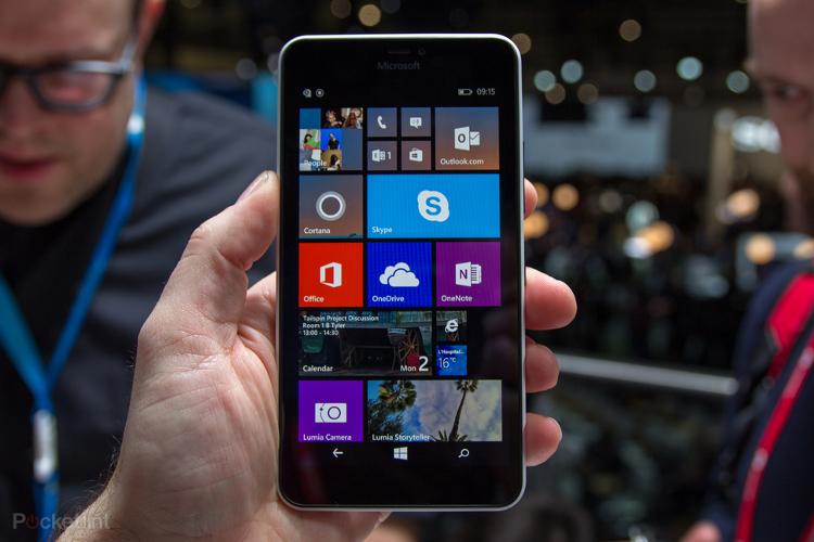 Immagine dello smartphone Microsoft Lumia 640 XL