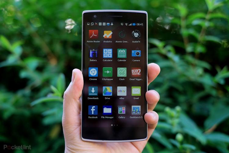 Immagine dello smartphone OnePlus One