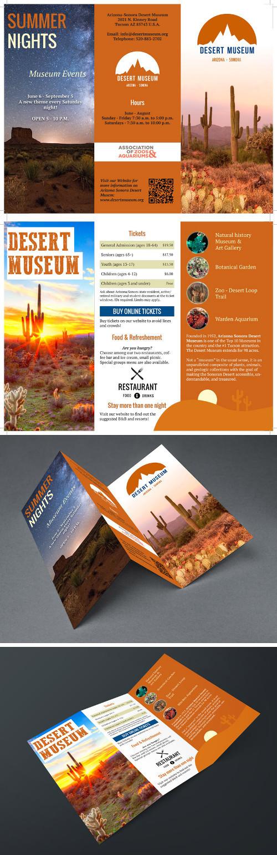 Dodicesimo esempio di brochure turistica o di viaggi