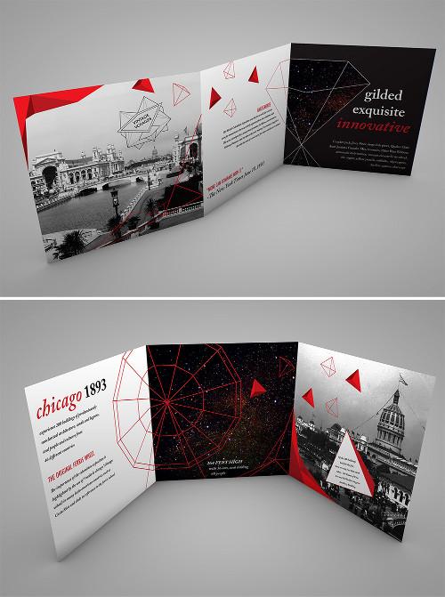 Quattordicesimo esempio di brochure turistica o di viaggi