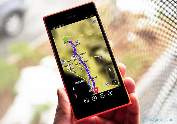 I migliori navigatori satellitari per Windows Phone