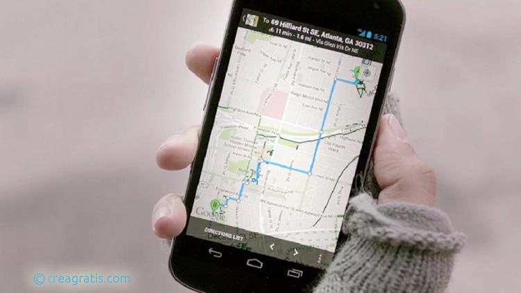 Come scaricare le mappe da Google Maps