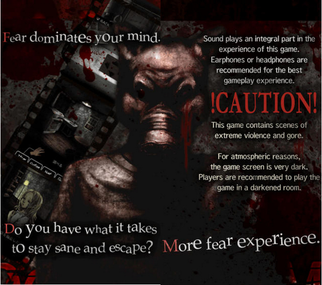Immagine del gioco horror Murder Room per iPhone e iPad
