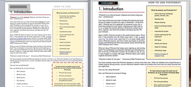 Schermata di Smallpdf dopo la conversione di PDF