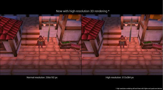 Esempio di utilizzo dell'emulatore Drastic DS su Android