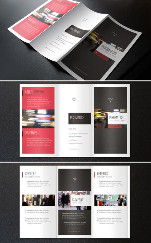 Conosciuto 15 Modelli di Brochure da Scaricare Gratis | CreaGratis.com EW43