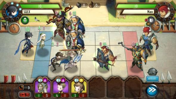 Immagine del gioco Heavenstrike Rivals per Android e iOS