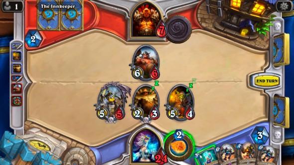 Immagine del gioco Hearthstone per Android e iOS