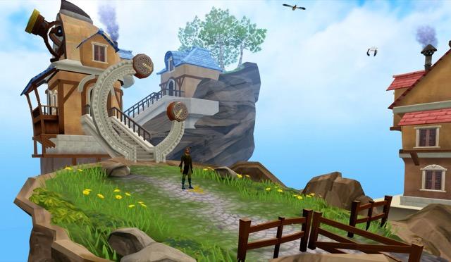 Immagine del gioco online Runescape