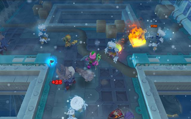 Immagine del gioco online Spiral Knights