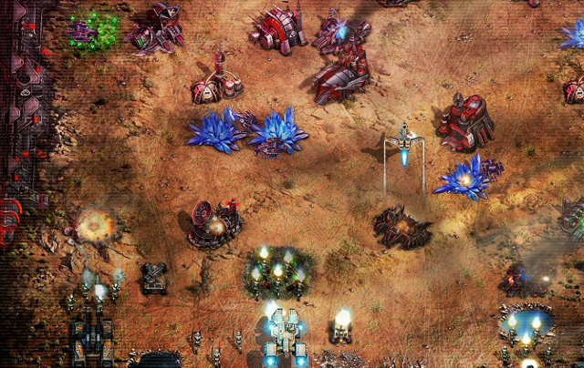 Immagine del gioco online Command & Conquer: Tiberium Alliances