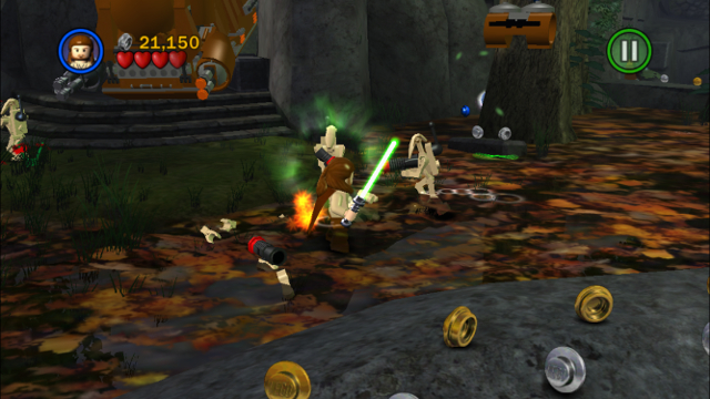 Immagine del gioco LEGO Star Wars: The Complete Saga per Android e iOS