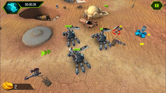Immagine del gioco Lego Star Wars: Yoda Chronicles (and New Yoda Chronicles) per Android e iOS