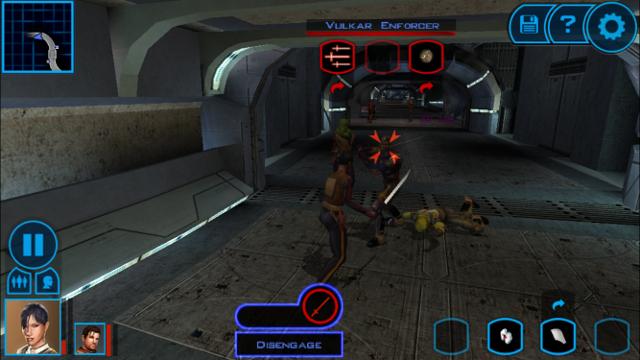 Immagine del gioco Star Wars: Knights of the Old Republic per Android e iOS
