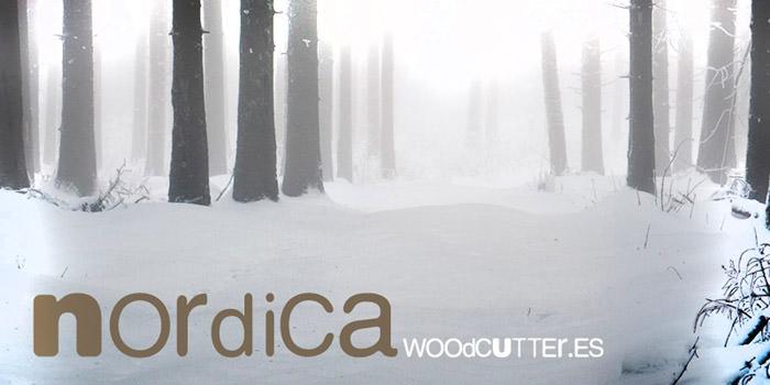 Anteprima del font Nordica