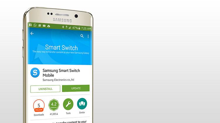 Immagine dell'app Smart Switch per Samsung Galaxy