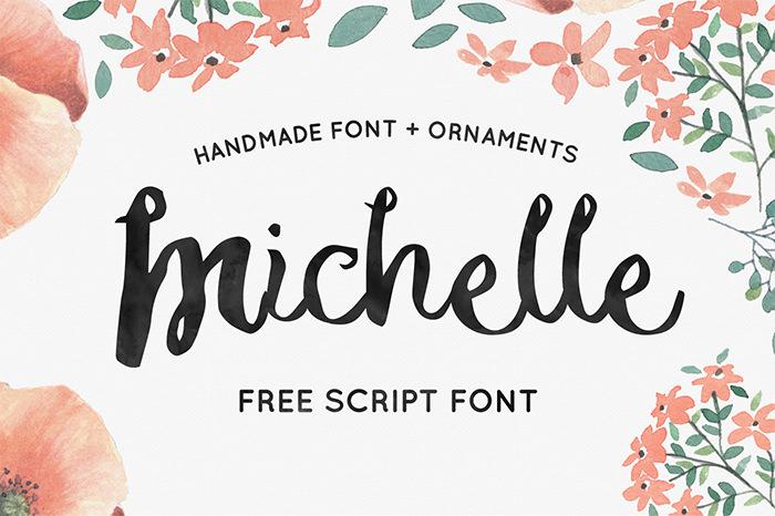 Esempio del font in stile scrittura a mano n.10