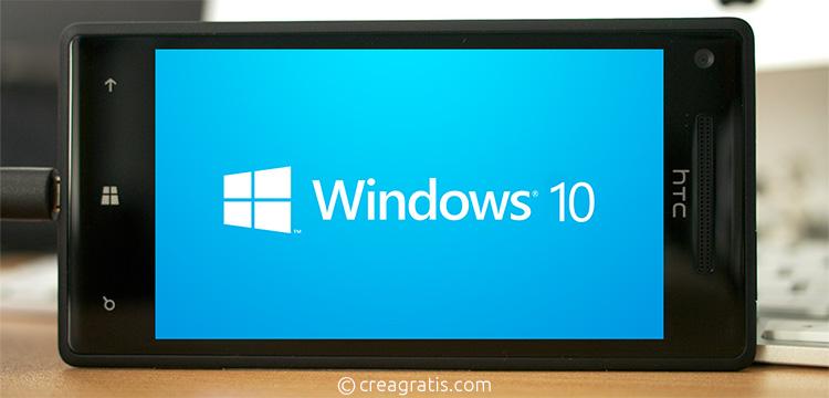 Aggiornare uno smartphone Windows Phone a Windows 10