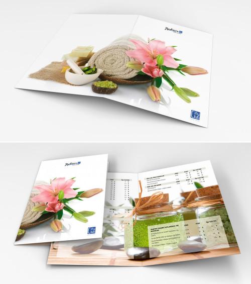 Immagine della brochure per la SPA n.1