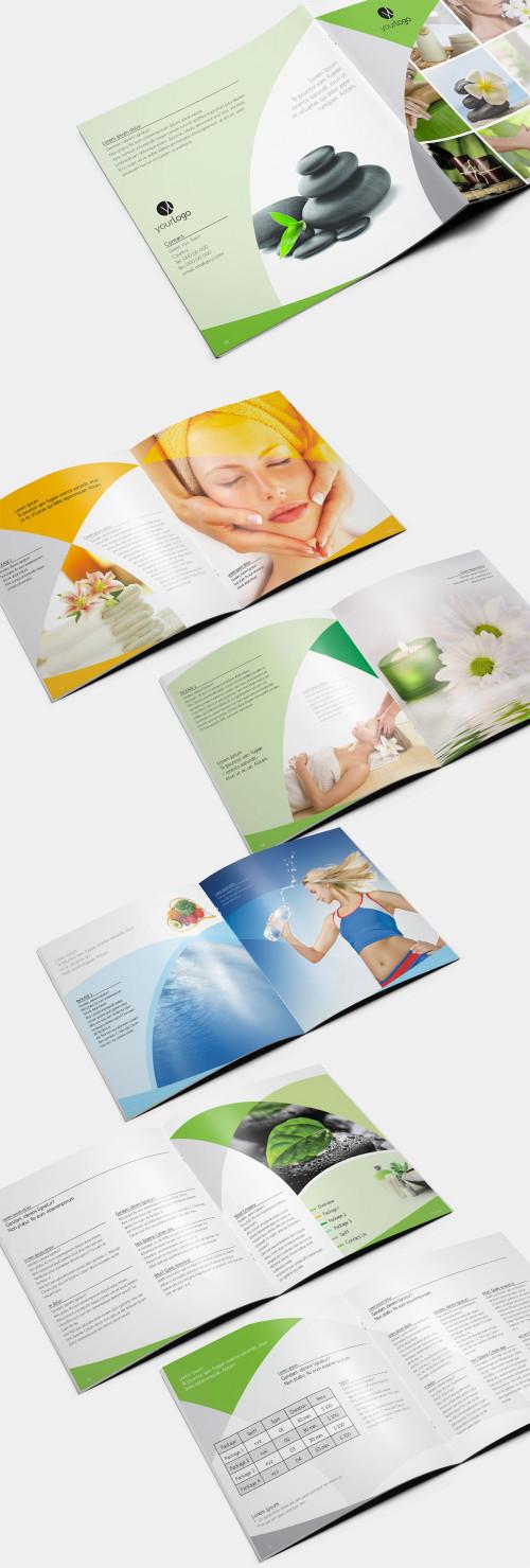 Immagine della brochure per la SPA n.8