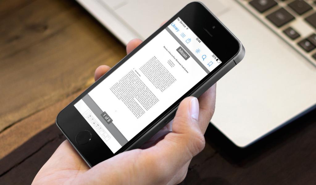 Come leggere file PDF con iPhone e iPad