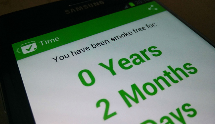 Smettere di Fumare 7 App Antifumo
