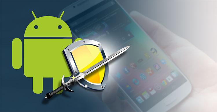 App per la sicurezza dei dispositivi Android