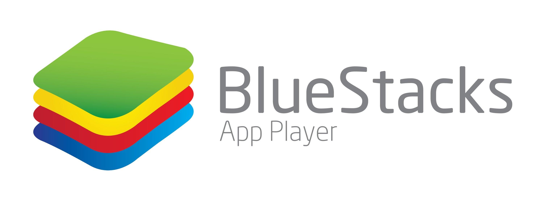 Logo dell'emulatore BlueStacks