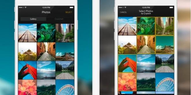Gestire foto su Android e iOS con Crunch Gallery